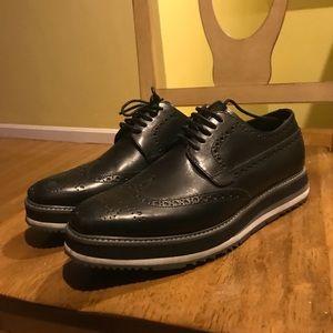 Prada men's shoes size 9